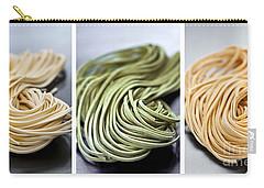 Fresh Tagliolini Pasta Carry-all Pouch by Elena Elisseeva