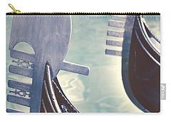 gondolas - Venice Carry-all Pouch by Joana Kruse