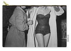 Grace Kelly  Carry-all Pouch by Photo Researchers