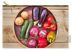Harvest Carry-all Pouch by Tom Gowanlock