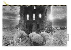 Helmsley Castle Carry-all Pouch by Simon Marsden