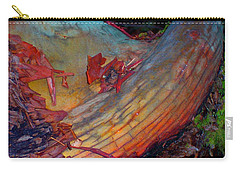 Carry-all Pouch featuring the digital art Here And Now by Richard Laeton