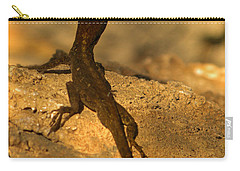 Leapin' Lizards Carry-all Pouch by Trish Tritz