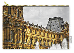 Louvre Carry-all Pouch by Elena Elisseeva