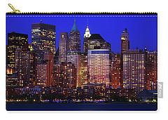 Lower Manhattan Carry-all Pouch by Rick Berk