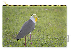 Masked Lapwing Carry-all Pouch by Douglas Barnard