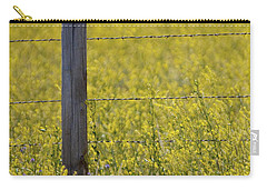 Meadowlark Singing Carry-all Pouch by Randall Nyhof