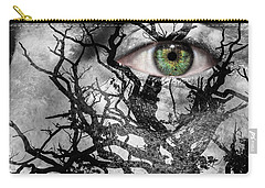 Medusa Tree Carry-all Pouch by Semmick Photo
