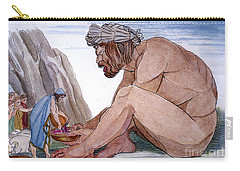Odysseus & Cyclops Carry-all Pouch by Granger