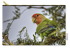 Over My Shoulder  Carry-all Pouch by Saija  Lehtonen