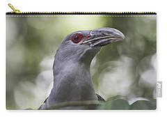 Red Eye Carry-all Pouch by Douglas Barnard