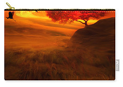 Sunset Duet Carry-all Pouch by Lourry Legarde