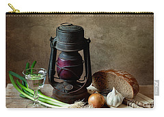 Supper Carry-all Pouch by Nailia Schwarz