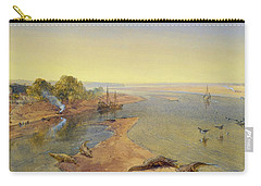 The Ganges Carry-all Pouch by William Crimea Simpson