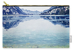 Thunersee Von Leissigen Carry-all Pouch by Ferdinand Hodler