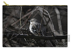 To Kill A Mockingbird Carry-all Pouch by Lois Bryan