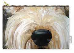 Up Close  Carry-all Pouch by Mary Sparrow