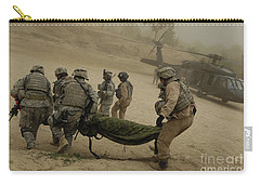 U.s. Army Soldiers Medically Evacuate Carry-all Pouch by Stocktrek Images