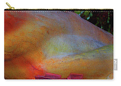 Carry-all Pouch featuring the digital art Wonder by Richard Laeton