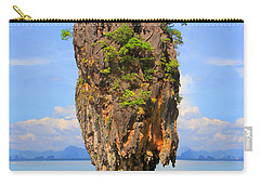 007 Island Carry-all Pouch by Mark Ashkenazi
