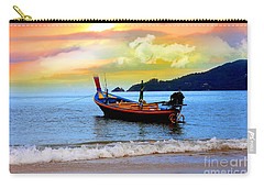 Thailand Carry-all Pouch by Mark Ashkenazi