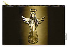 Angel Collection Carry-all Pouch by Marvin Blaine