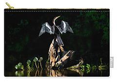 Anhinga Anhinga Anhinga, Pantanal Carry-all Pouch by Panoramic Images