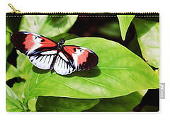 Butterflies Carry-all Pouch by Sandy Taylor