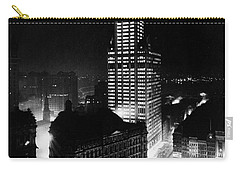 Chrysler Building Carry-all Pouch by American School