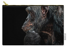 Contemplation  Carry-all Pouch by Paul Neville