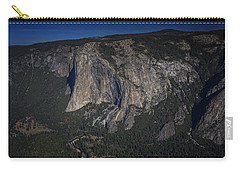 El Capitan  Carry-all Pouch by Rick Berk