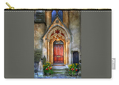 Evensong Carry-all Pouch by Lois Bryan
