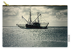 Fishing Boat Carry-all Pouch by Joana Kruse