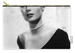 Grace Kelly Carry-all Pouch by American School