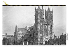 London: Westminster Abbey Carry-all Pouch by Granger