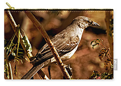Mockingbird Carry-all Pouch by Robert Bales