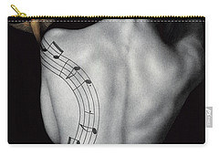 Muse-ic Carry-all Pouch by Pat Erickson