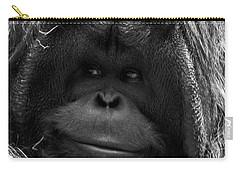 Orangutan Carry-all Pouch by Martin Newman