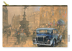 Phantom In Piccadilly  Carry-all Pouch by Peter Miller