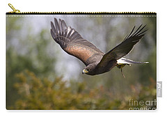 Prepare For Landing Carry-all Pouch by Angel  Tarantella