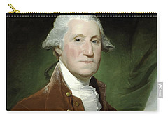 President George Washington  Carry-all Pouch by War Is Hell Store