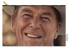 President Ronald Reagan Carry-all Pouch by War Is Hell Store