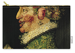 Spring Carry-all Pouch by Giuseppe Arcimboldo
