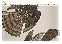 Stanley Hawk Carry-all Pouch by John James Audubon