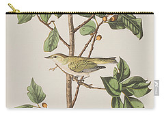Tennessee Warbler Carry-all Pouch by John James Audubon