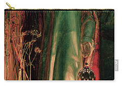 The Light Of The World Carry-all Pouch by William Holman Hunt