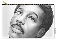 Wilson Pickett Carry-all Pouch by Greg Joens
