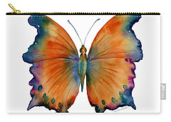 1 Wizard Butterfly Carry-all Pouch by Amy Kirkpatrick