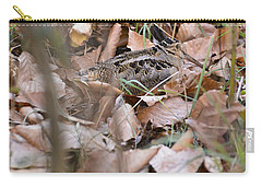 Woodcock Carry-all Pouch by Chip Laughton