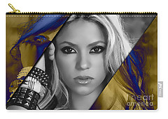 Shakira Collection Carry-all Pouch by Marvin Blaine